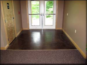 Floor Staining What Are Concrete Stains And Why Use Them